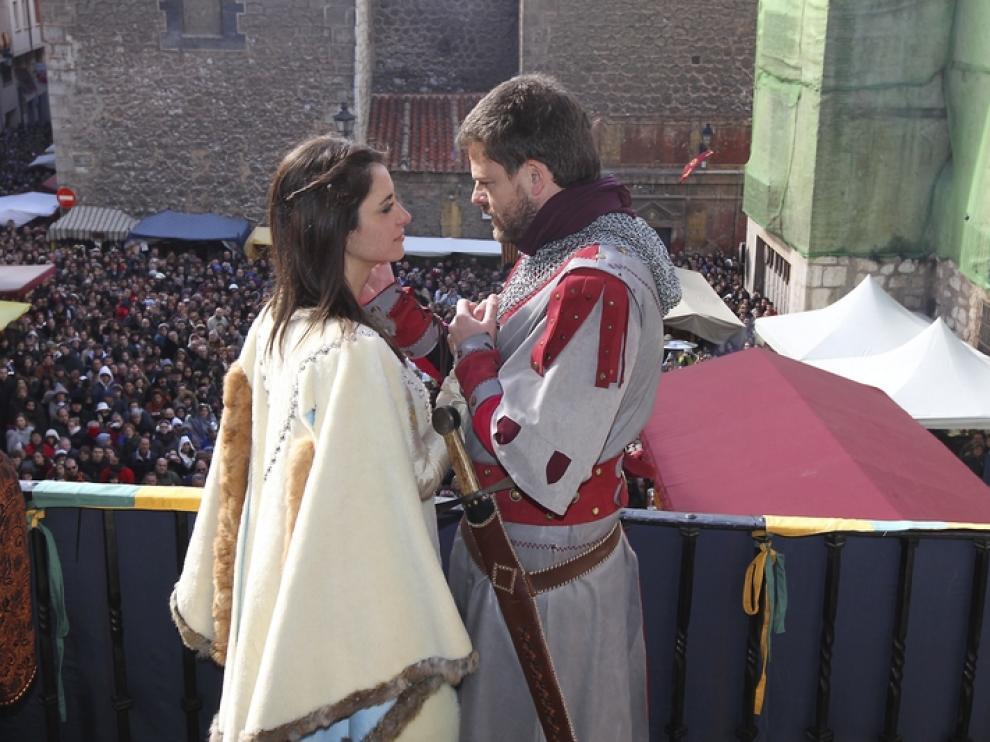 La petición del beso de Diego a Isabel, lo más esperado