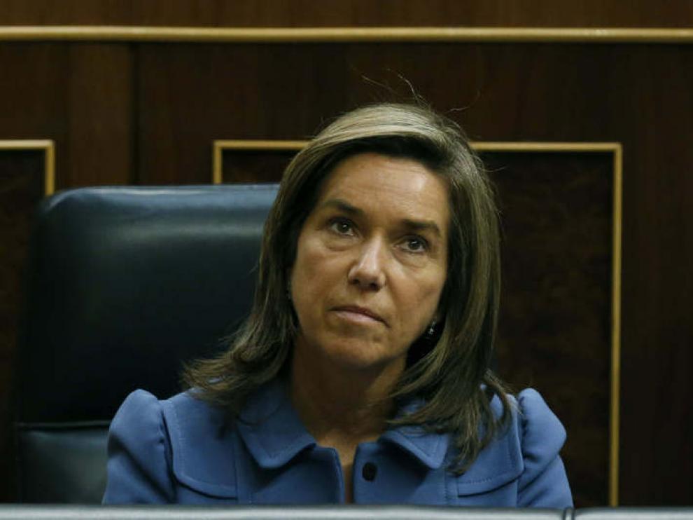 Ana Mato en el Congreso