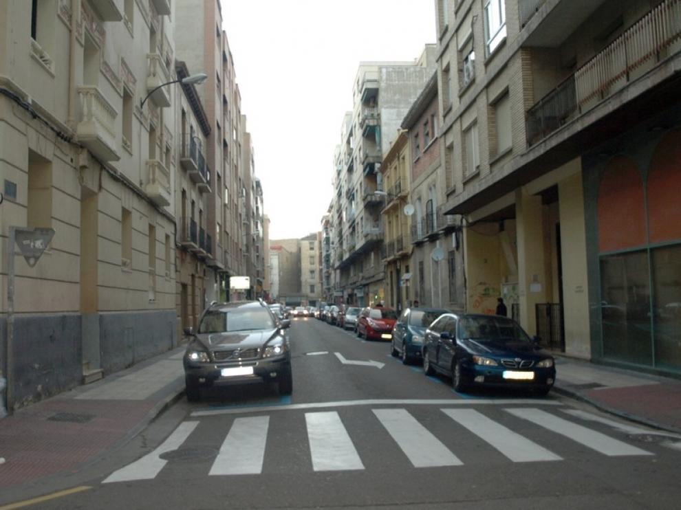 Calle Fita de Zaragoza