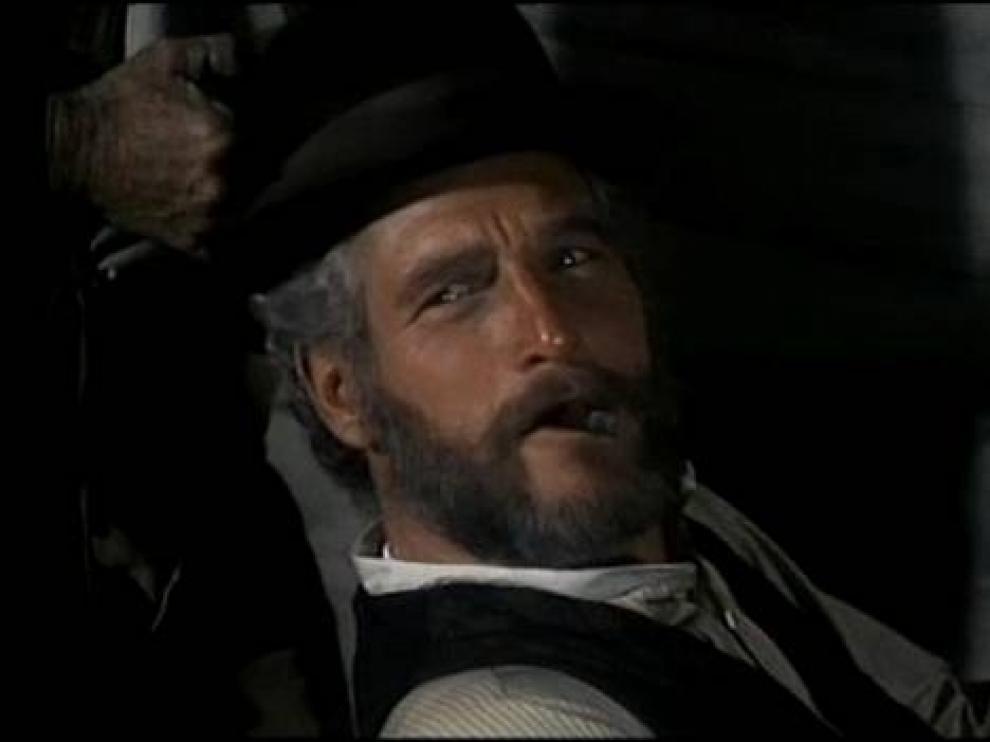 Paul Newman en 'El juez de la horca'