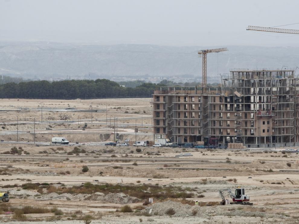 Arcosur ha marcado la construcción de viviendas en Zaragoza