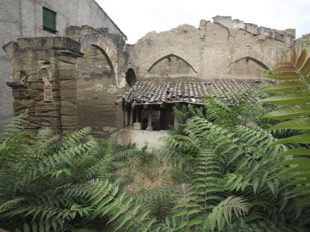Imagen de la Iglesia de 'La Malena'