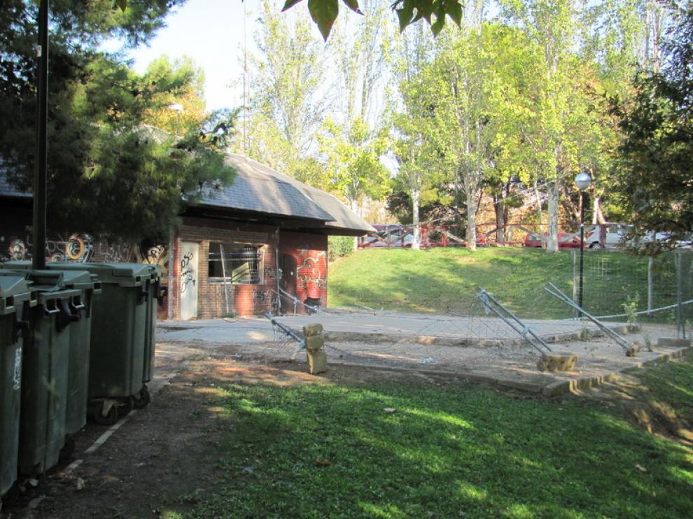 Una imagen del parque Torre Ramona