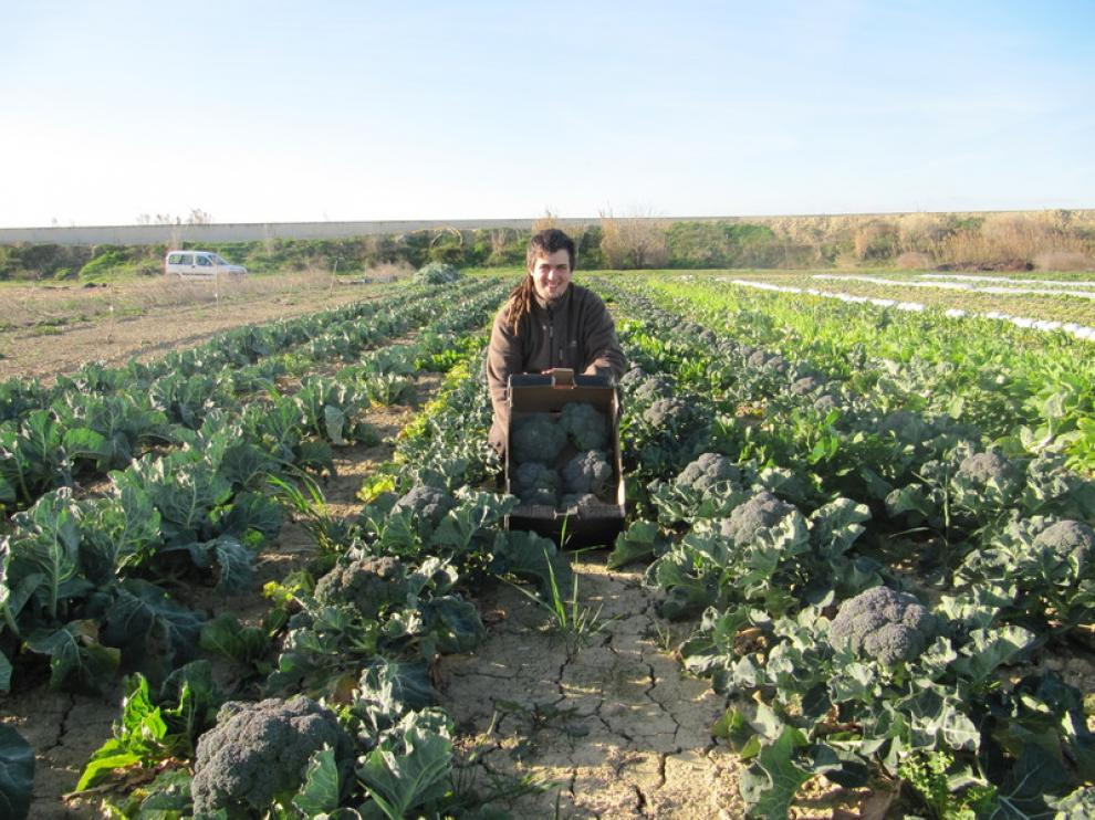 Mario Murua, agricultor de Sabores Próximos