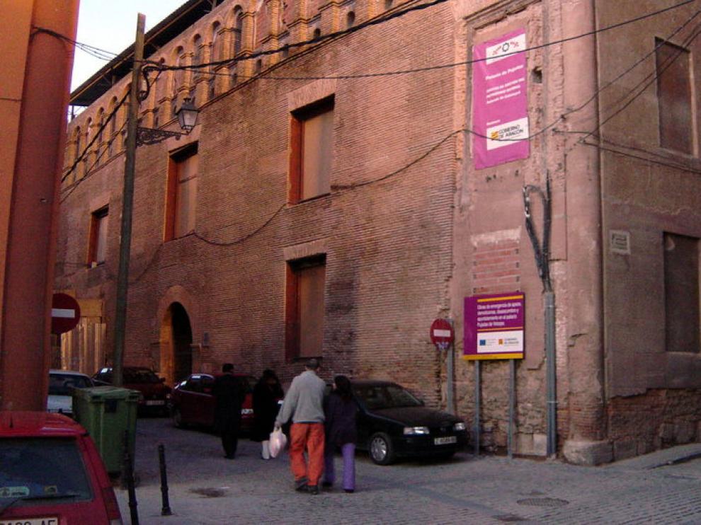 Palacio de Pujadas en Calatayud