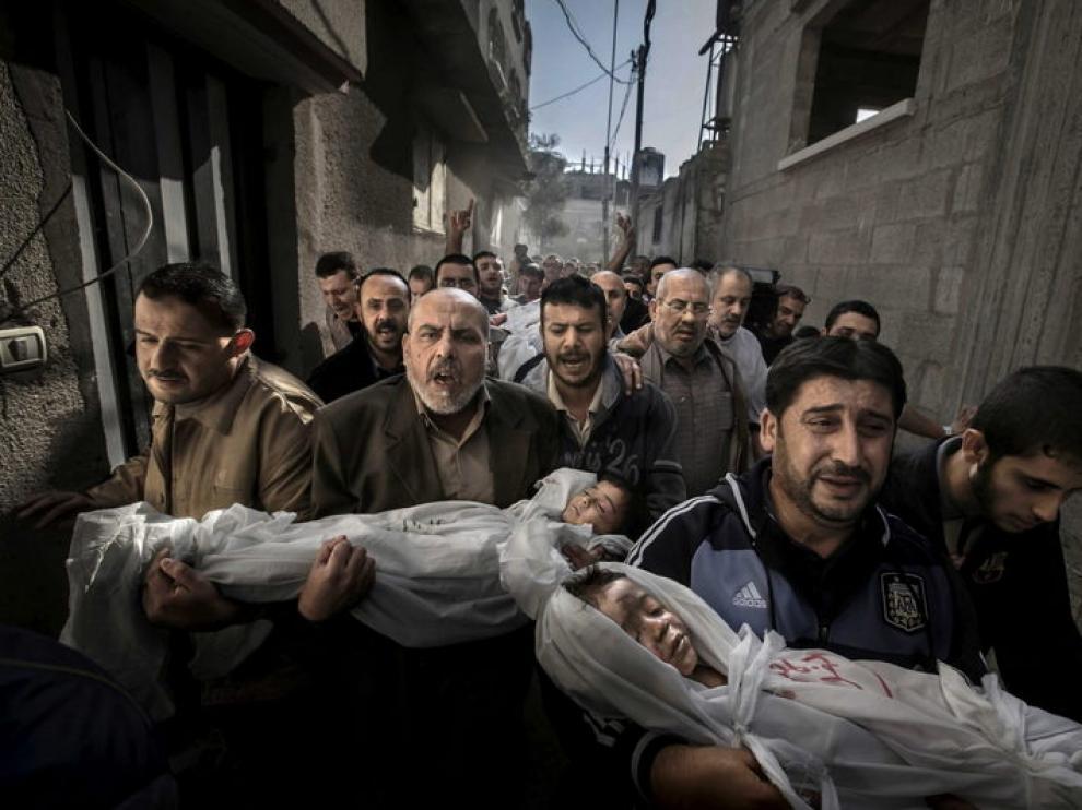 Imagen ganadora del World Press Photo de este año