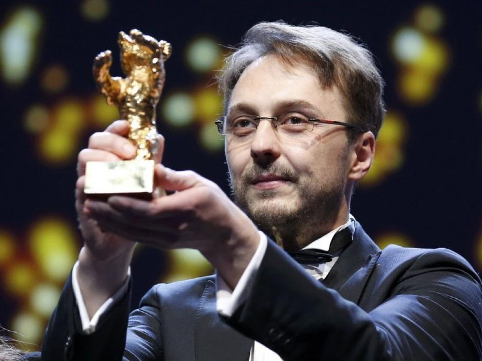 Calin Peter Netzer recibe el Odo de Oro