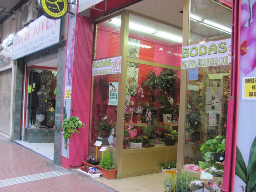 Comercio en Las Fuentes