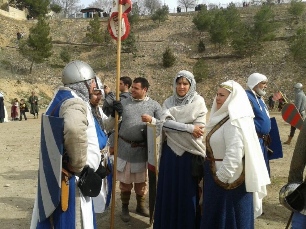 Bodas de Isabel de Segura, en Teruel