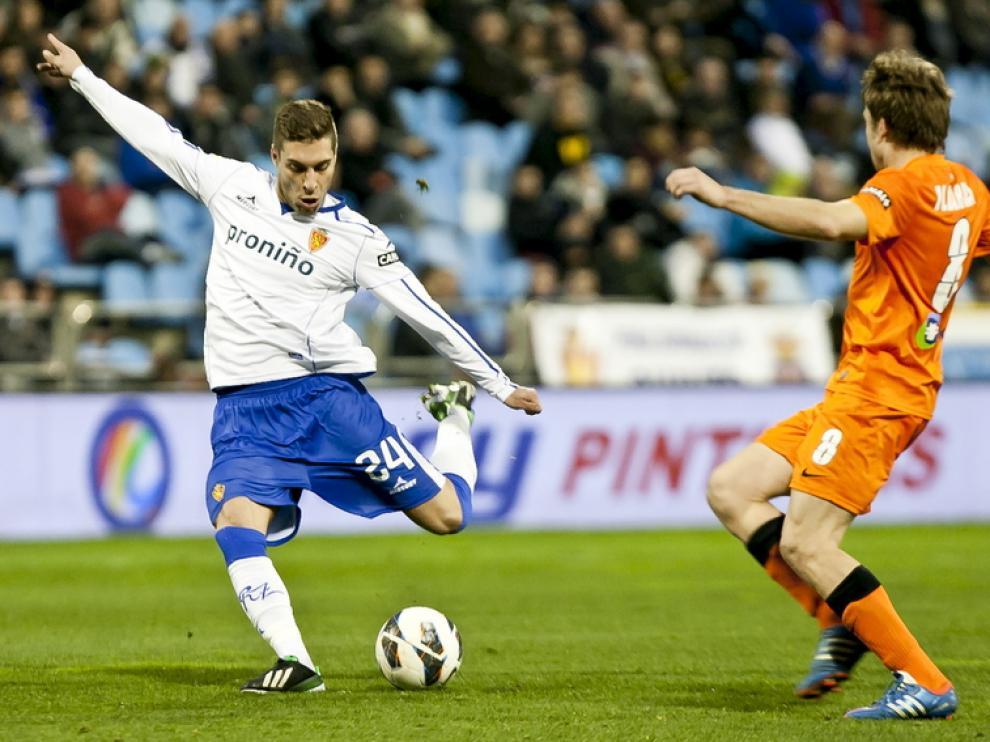 Ruben Rochina, durante un partido