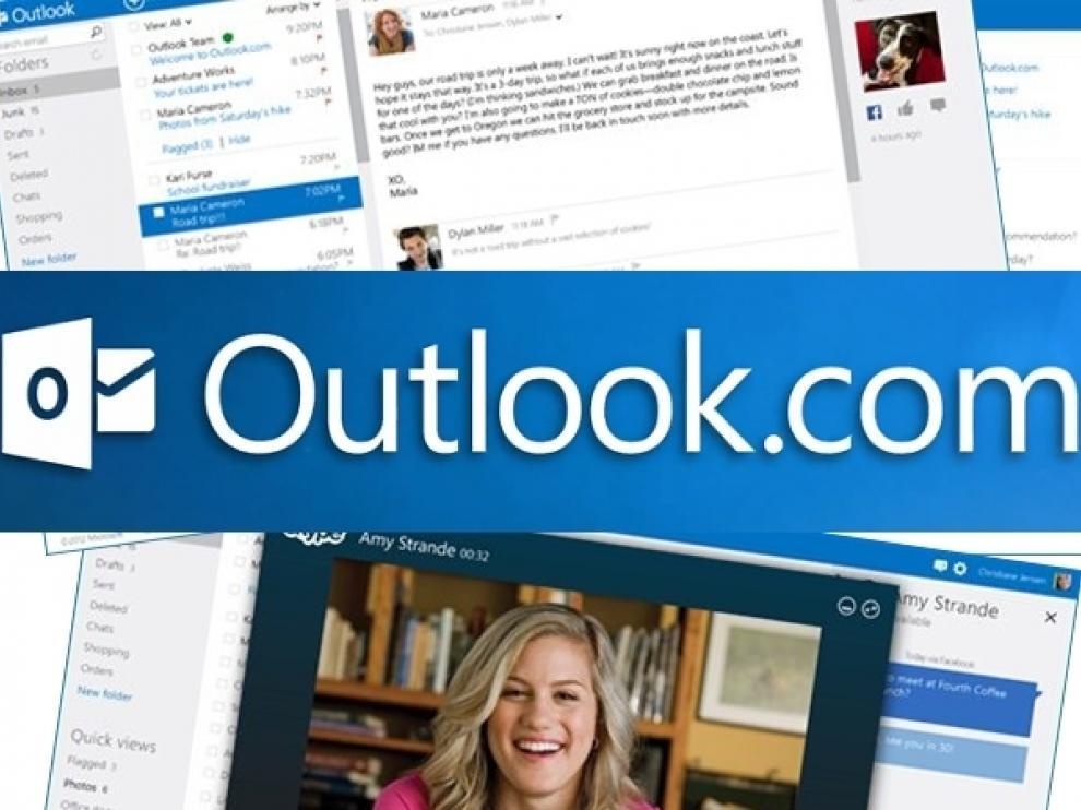 Microsoft se prepara para el traslado de cuentas de Hotmail a Outlook.com