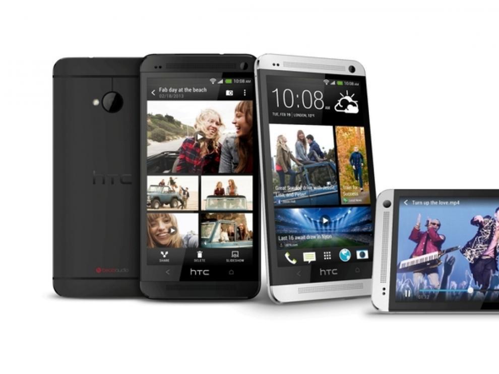 El nuevo buque insignia de HTC