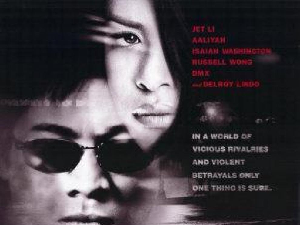 Cartel de la película 'Romeo debe morir'.