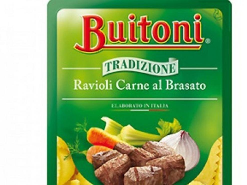Ravioli de carne Buitoni