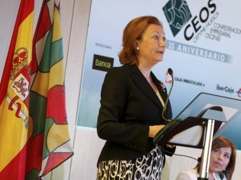 Rudi participa en el 35 aniversario de CEOS