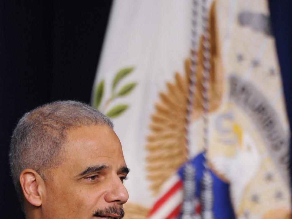 Eric Holder quiere combatir el robo de secretos comerciales