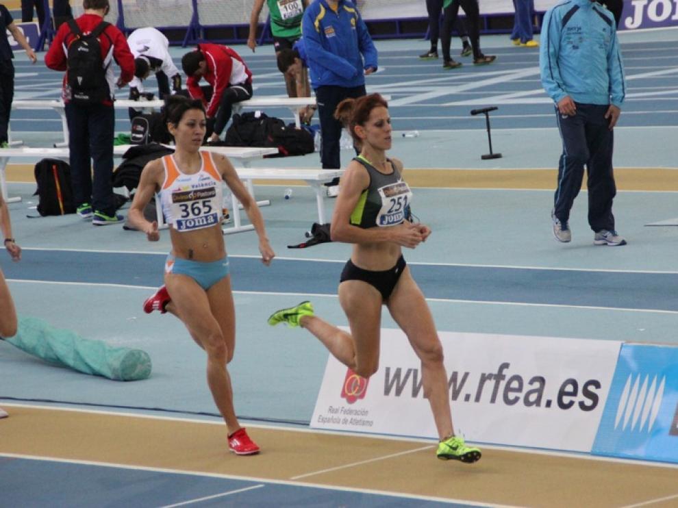 Isabel Macías participará en 1.500.