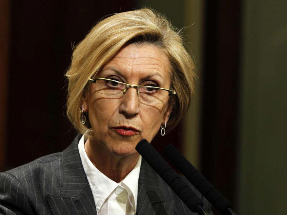 Rosa Díez, en imagen de archivo.