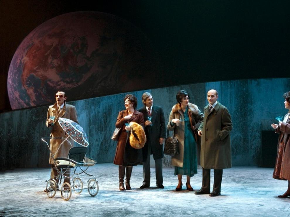 'En la luna' del Teatro de La Abadía, tiene 8 nominaciones a los Max