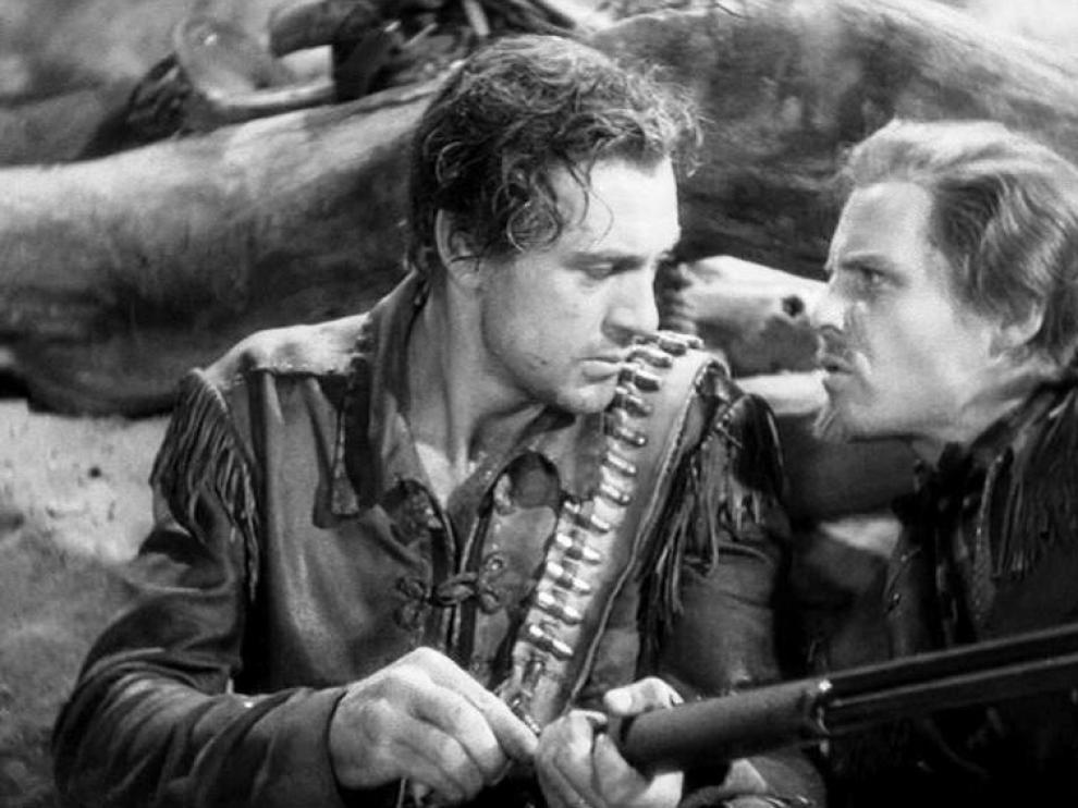 Fotograma de la pelícual 'Buffalo Bill'