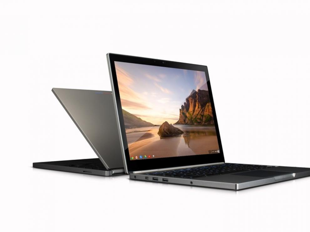 El nuevo Chromebook Pixel