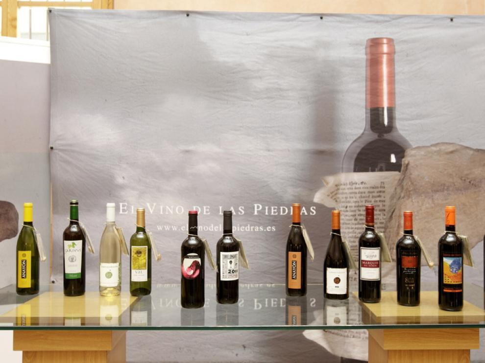 Vinos aragoneses
