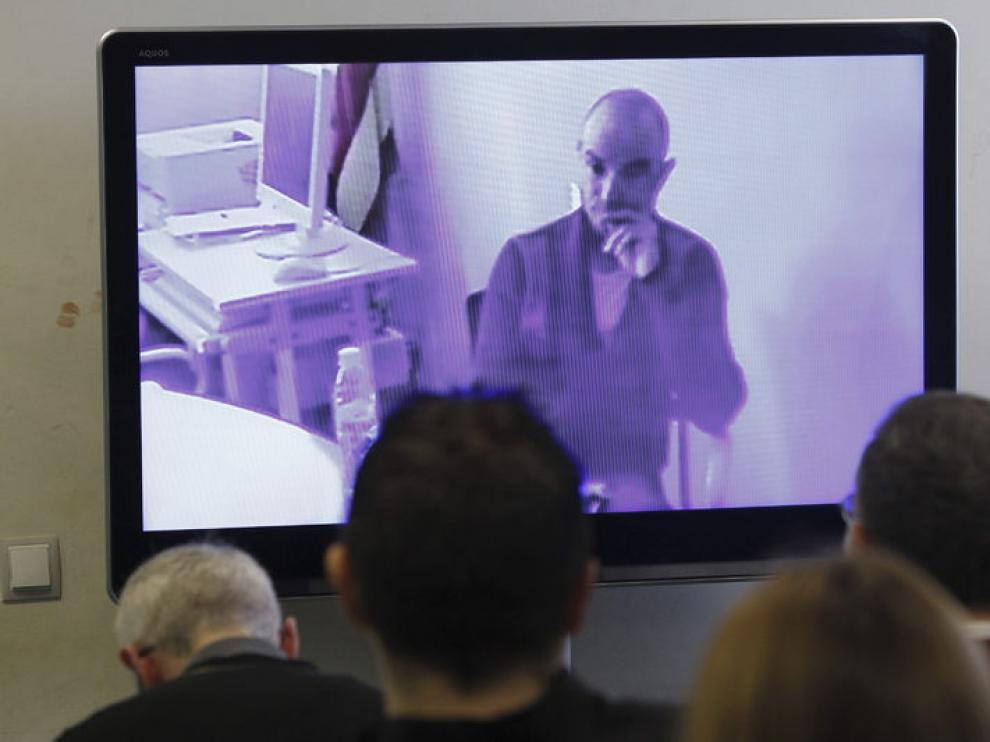 Ángel Vicioso declara por videoconferencia como testigo en la Operación Puerto