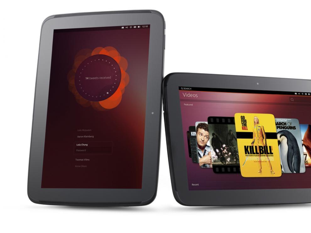 El software de Ubuntu se podrá instalar en prácticamente cualquier tableta