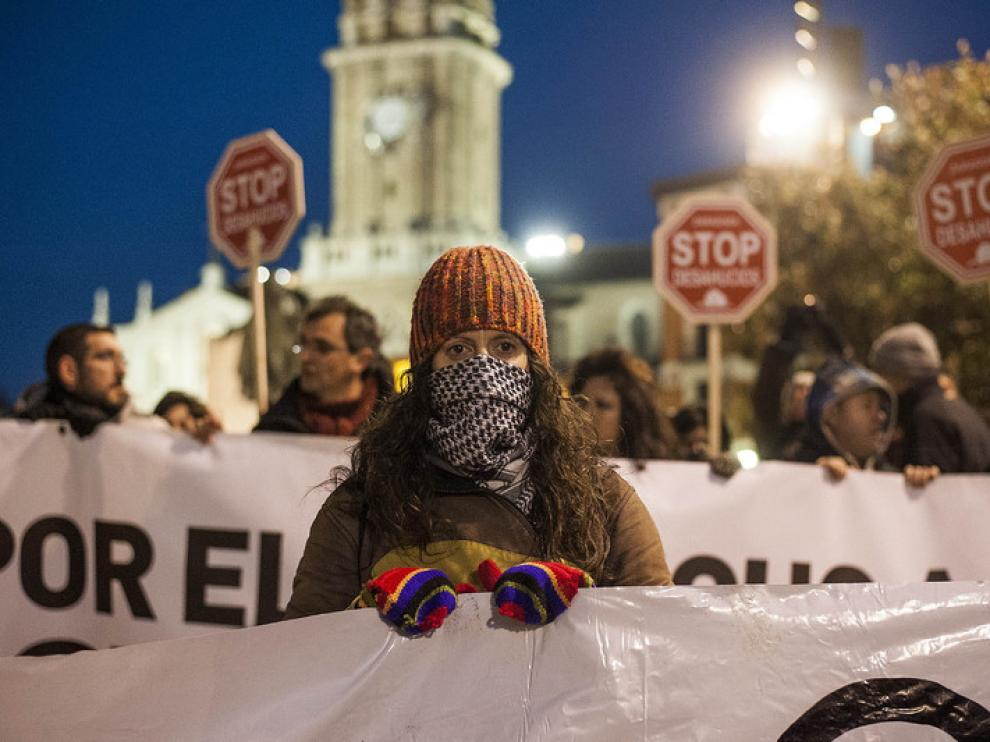Las protestas han tenido lugar en más de 50 ciudades españolas y extranjeras