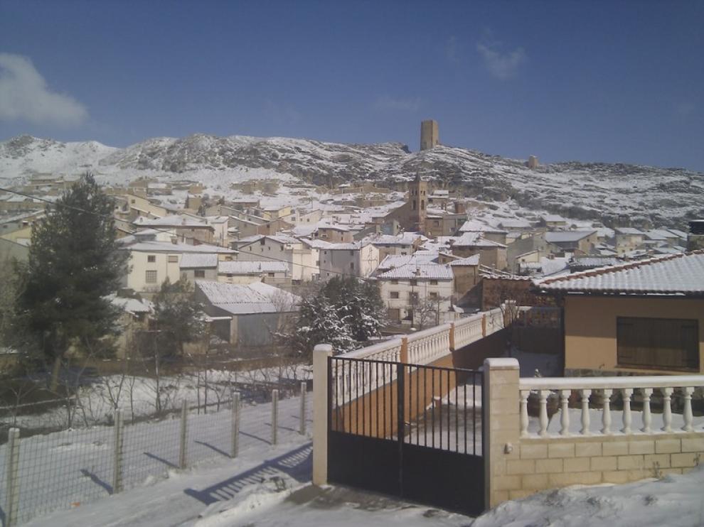 Teruel, Hoz de la vieja