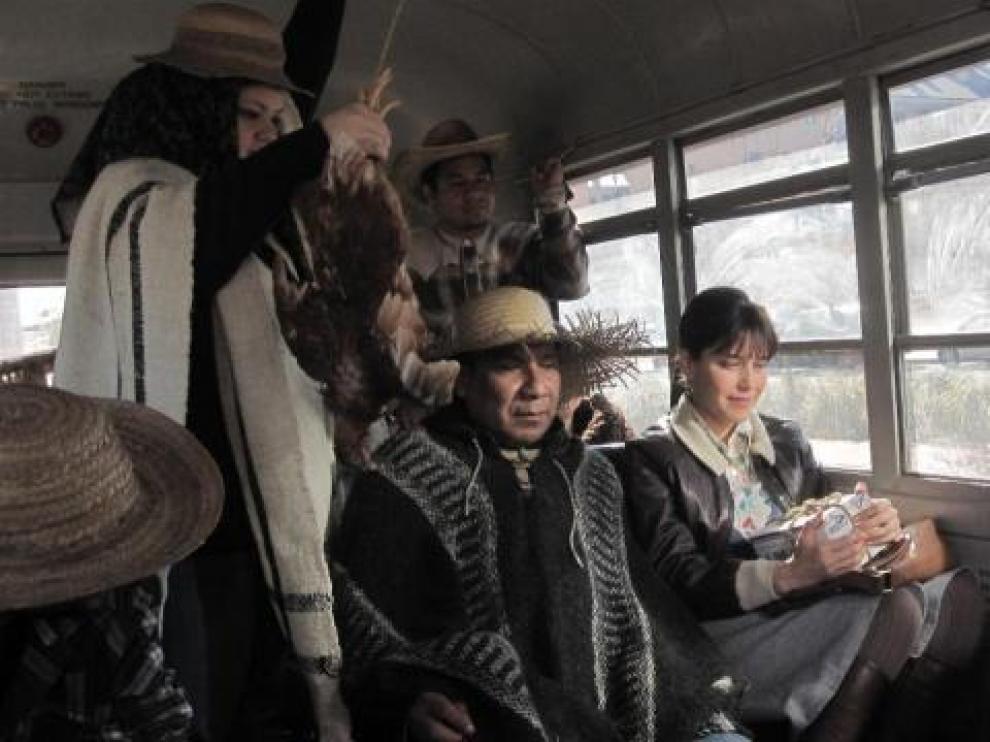 Imagen de la película 'La Venta del Paraíso'