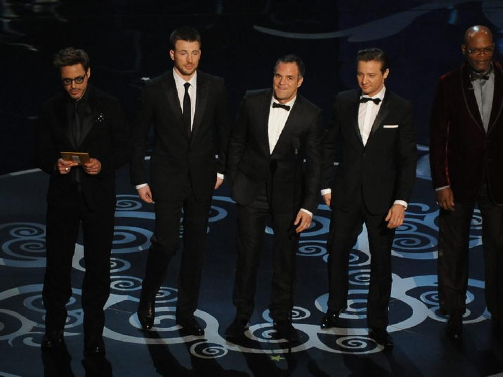 Ceremonia de entrega de los premios Óscar