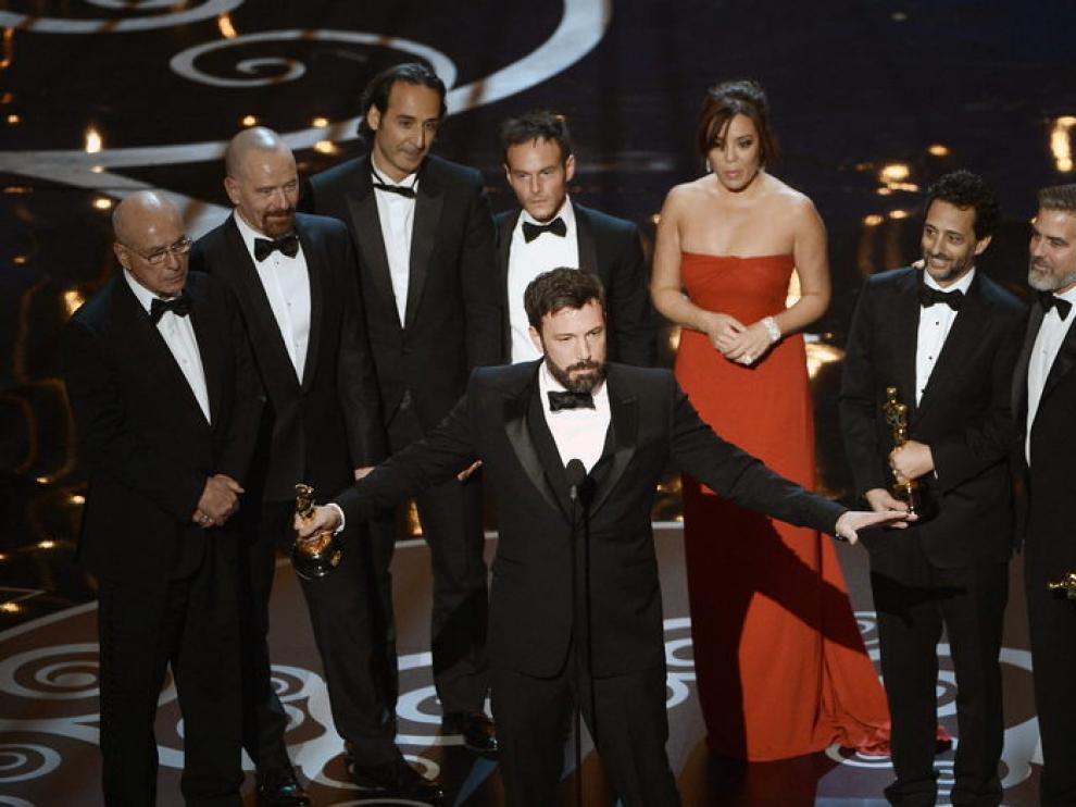 Ben Affleck no estaba nominado a mejor director por Argo