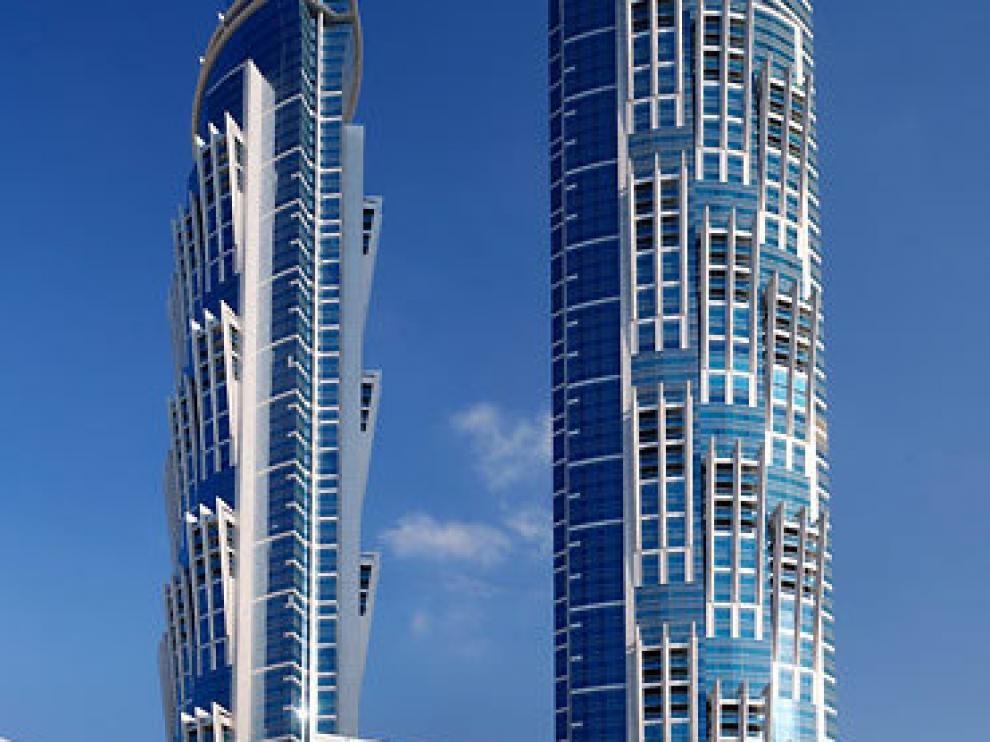 JW Marriot Marquis Dubai, el hotel más alto del mundo