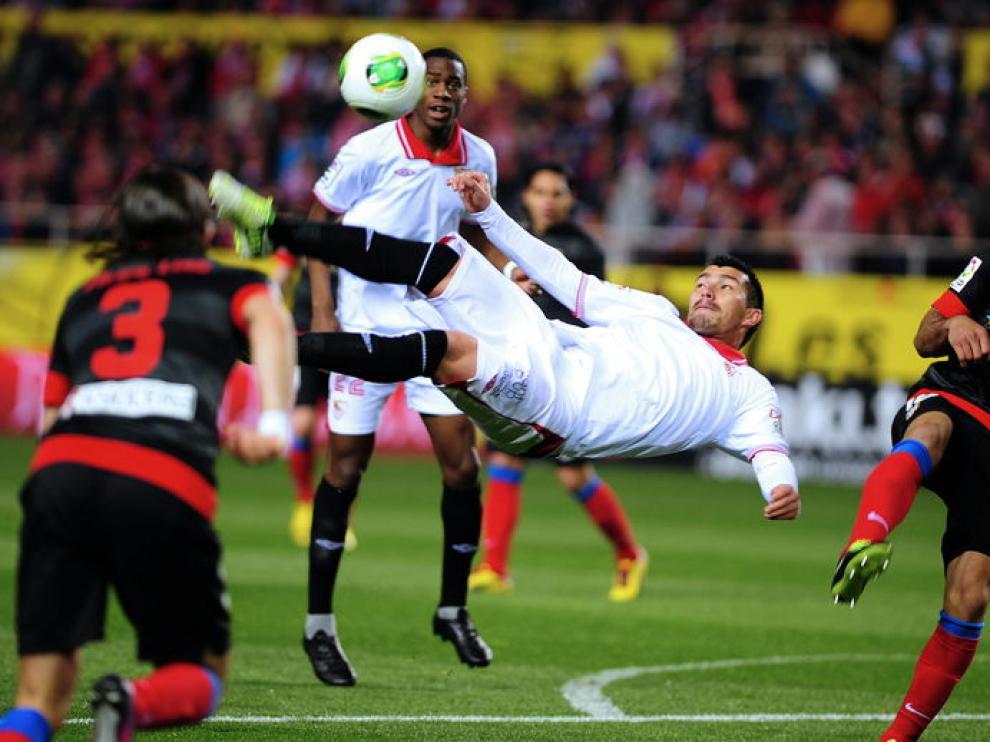 Sevilla FC 2 - 2 Atlético de Madrid.