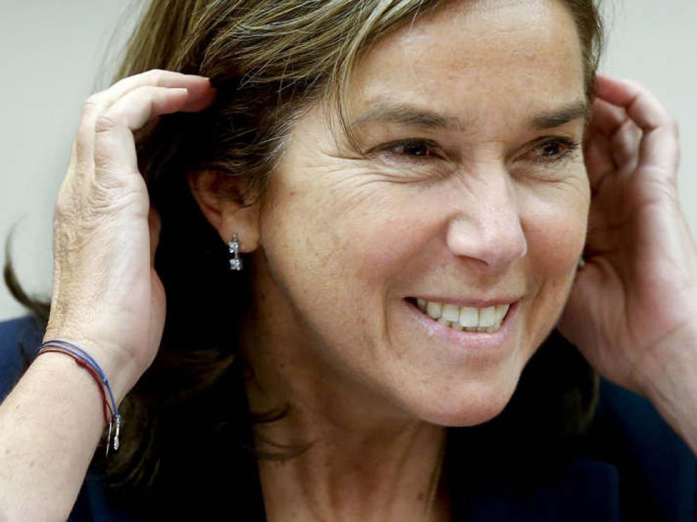 Ana Mato, relacionada con la trama Gürtel