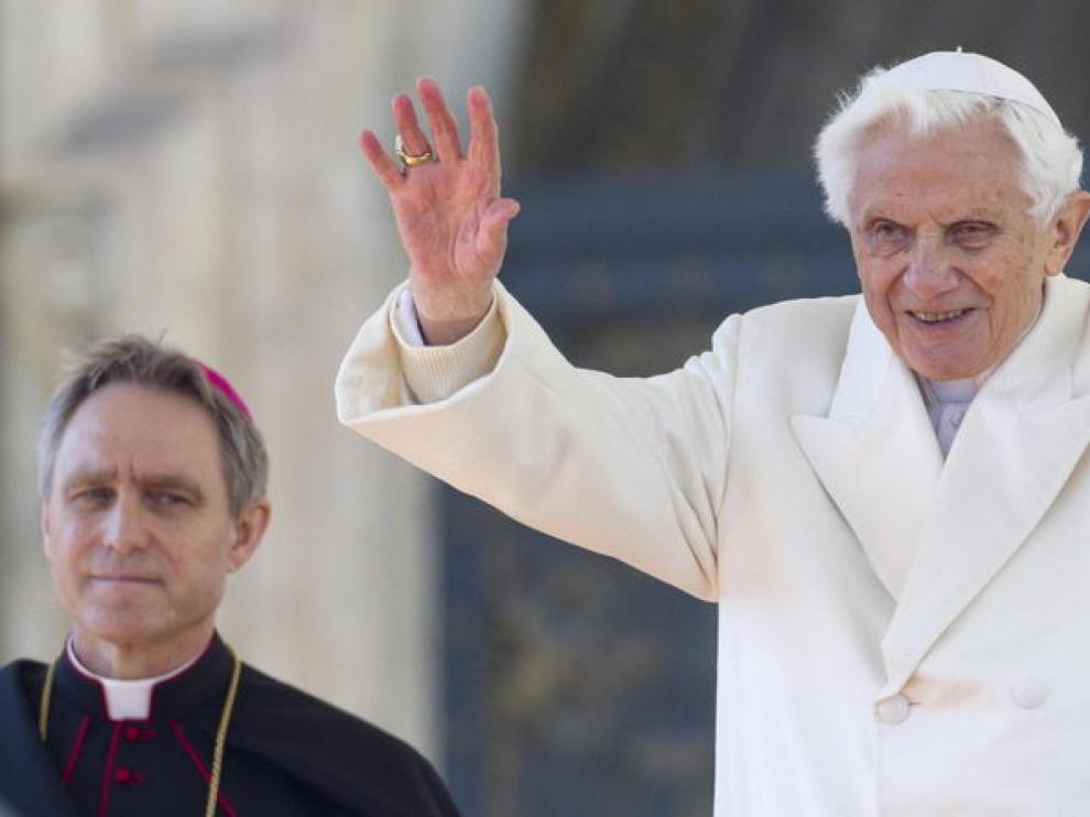 Benedicto XVI ostentará el cargo de Papa Emérito