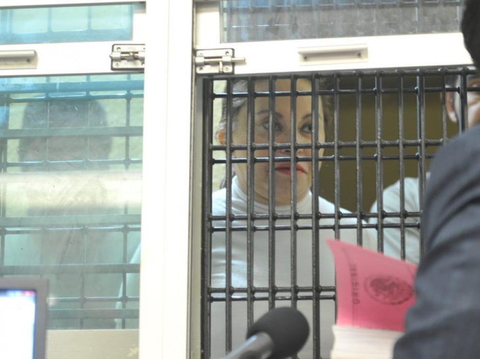 Gordillo conoció en la prisión los cargos a los que se enfrenta