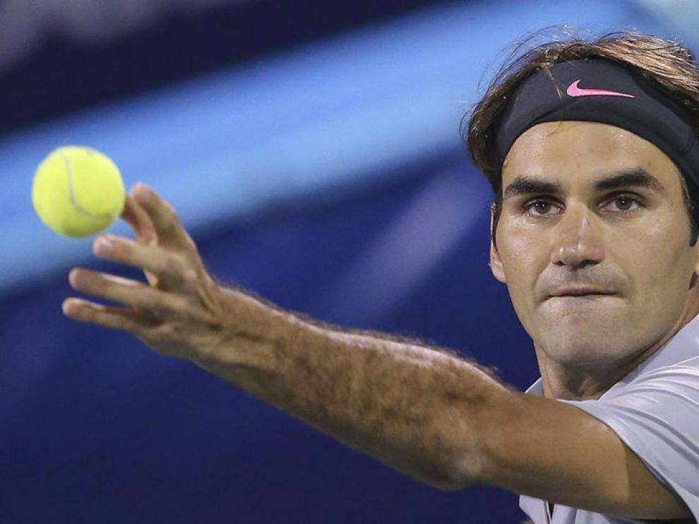 Federer frustra el paso de Granollers a cuartos en Dubai
