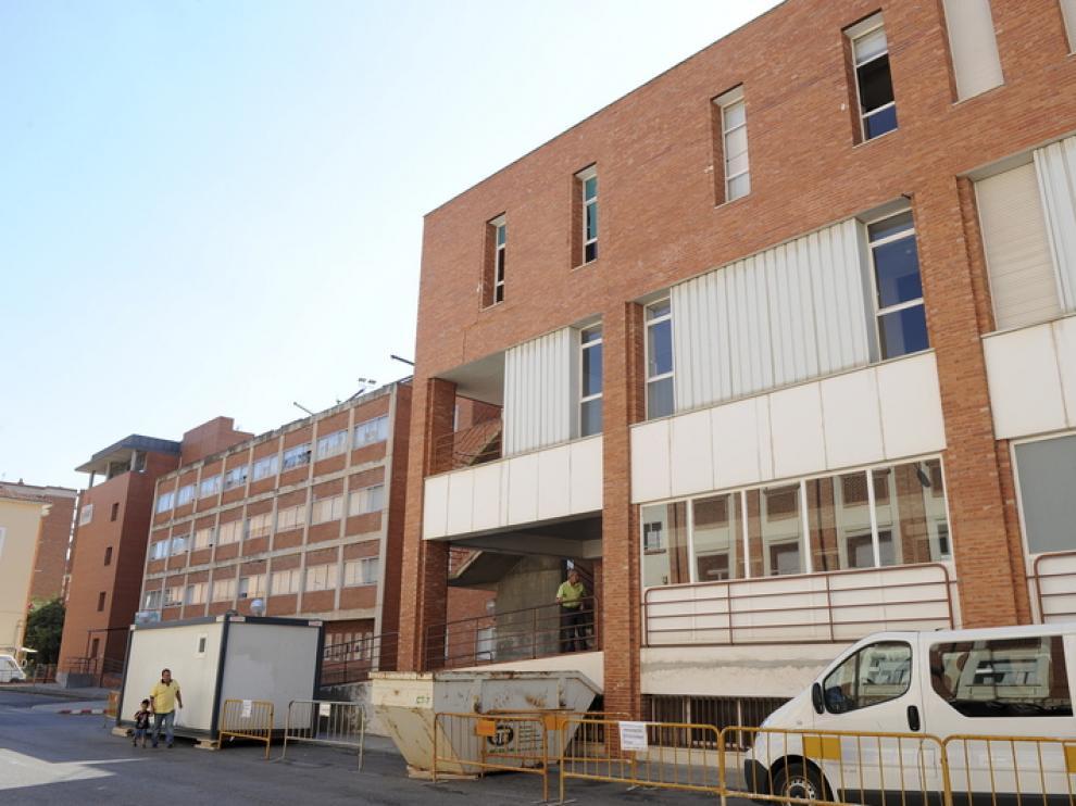 Hospital Obispo Polanco de Teruel