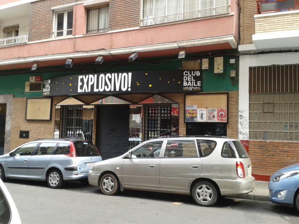 Sala Explosivo