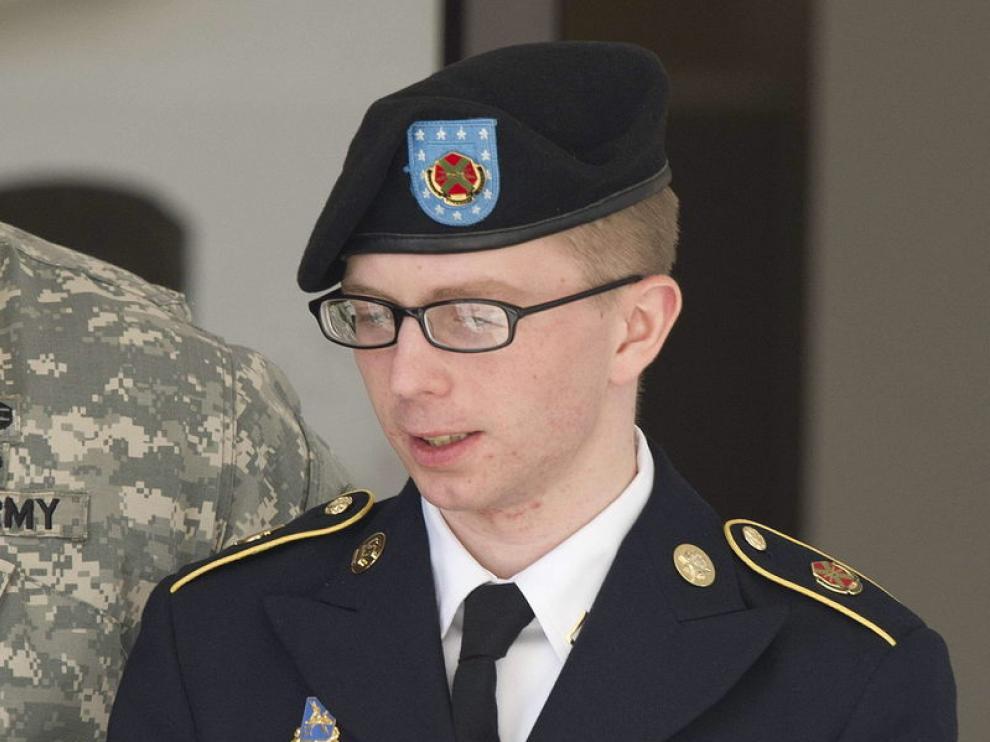 Bradley Manning, el soldado que filtró información a Wikileaks