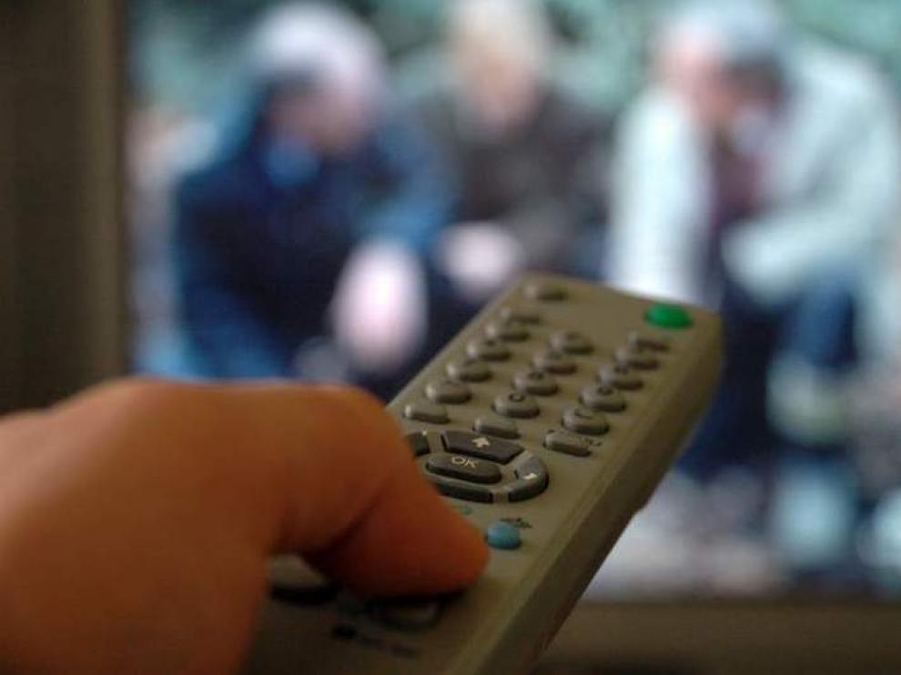 El consumo de televisión en Aragón está creciendo en los últimos años