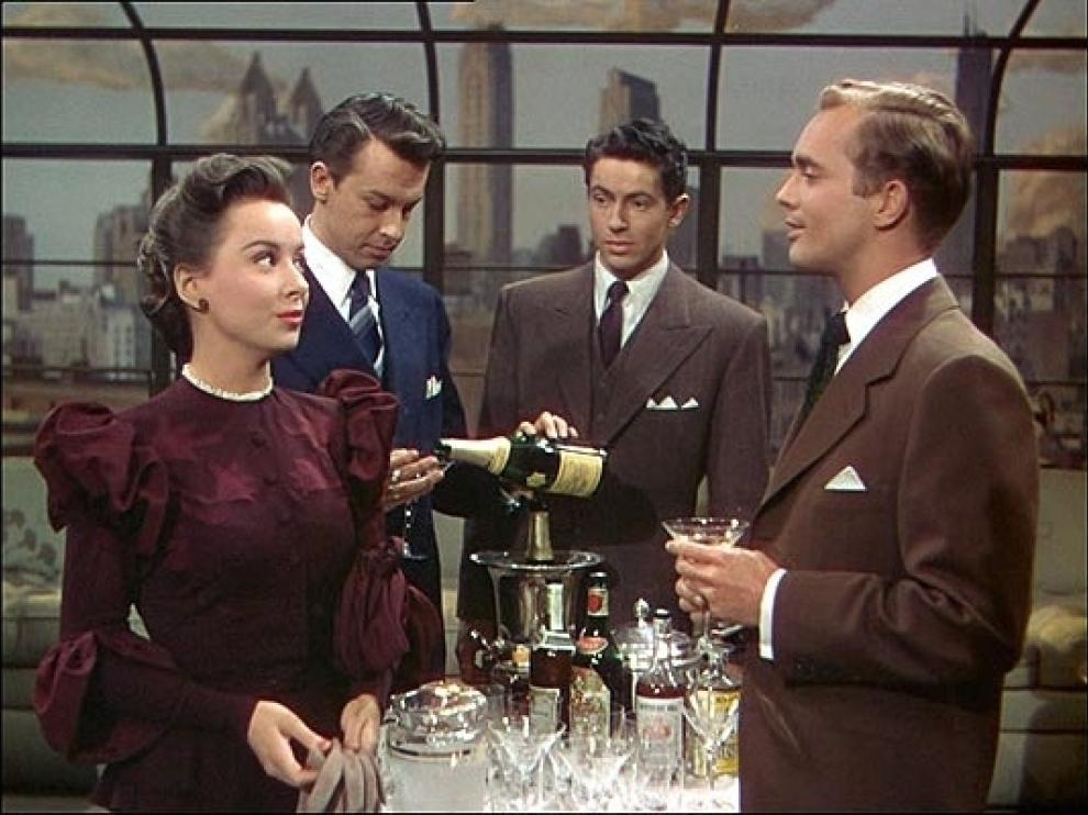 Fotograma de la película 'La soga'