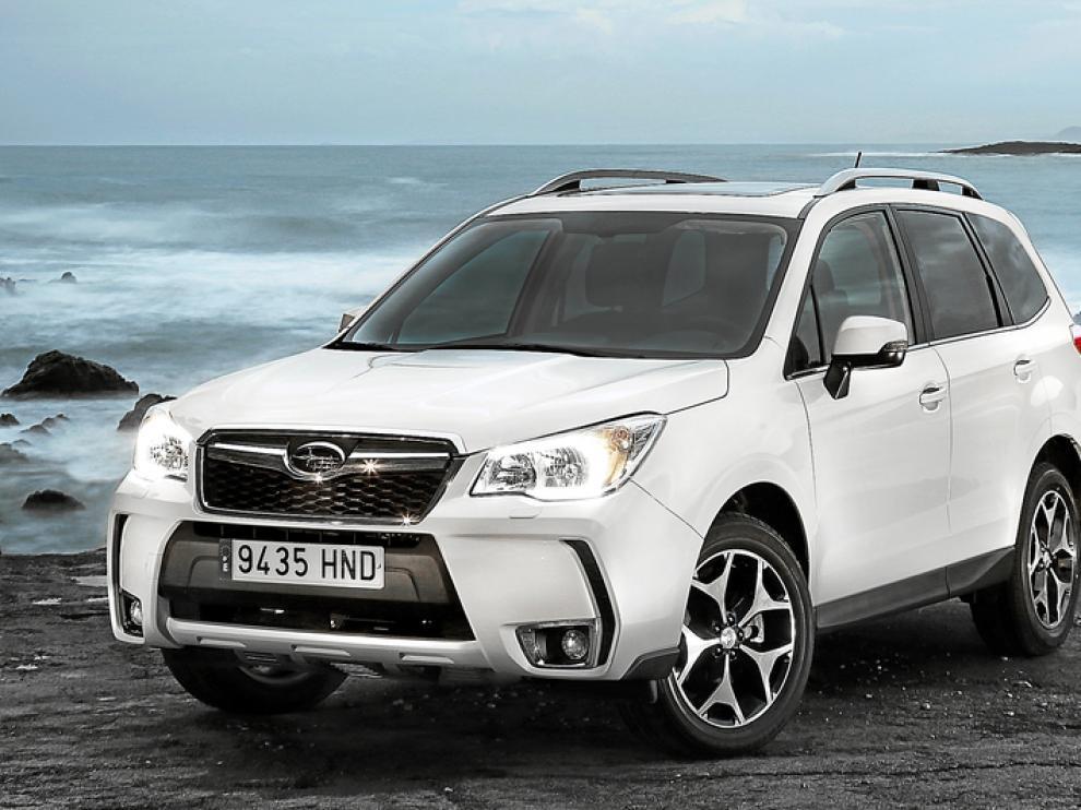 El Subaru Forester llega a 2013 totalmente renovado