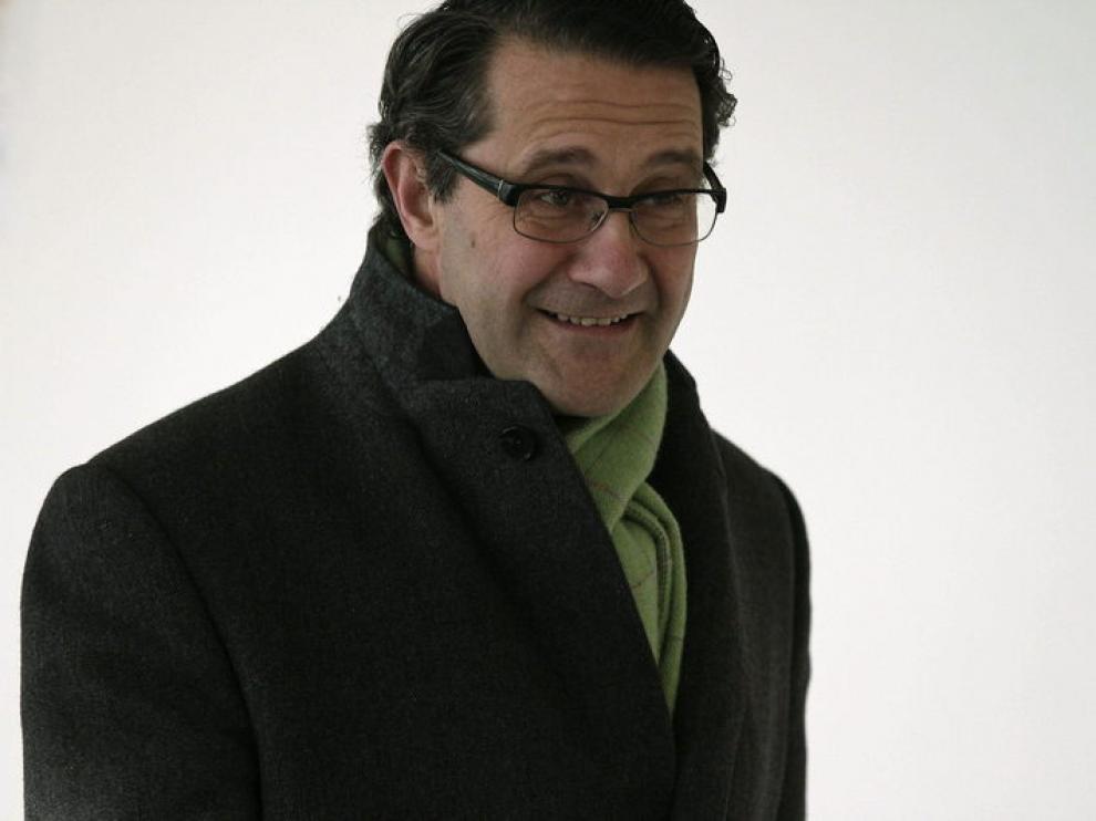 El exalcalde de Santiago de Compostela, Gerardo Conde Roa.