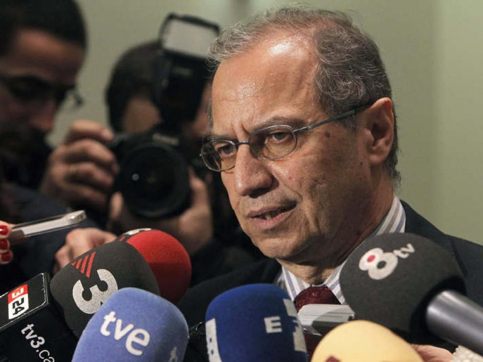 El fiscal jefe de Cataluña, Rodríguez-Sol