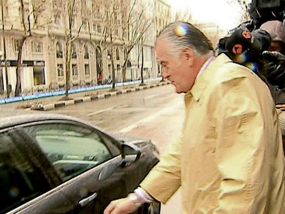 Bárcenas dice que no usa tarjetas de crédito en España para que Hacienda no detecte sus cuentas opacas en el extranjero
