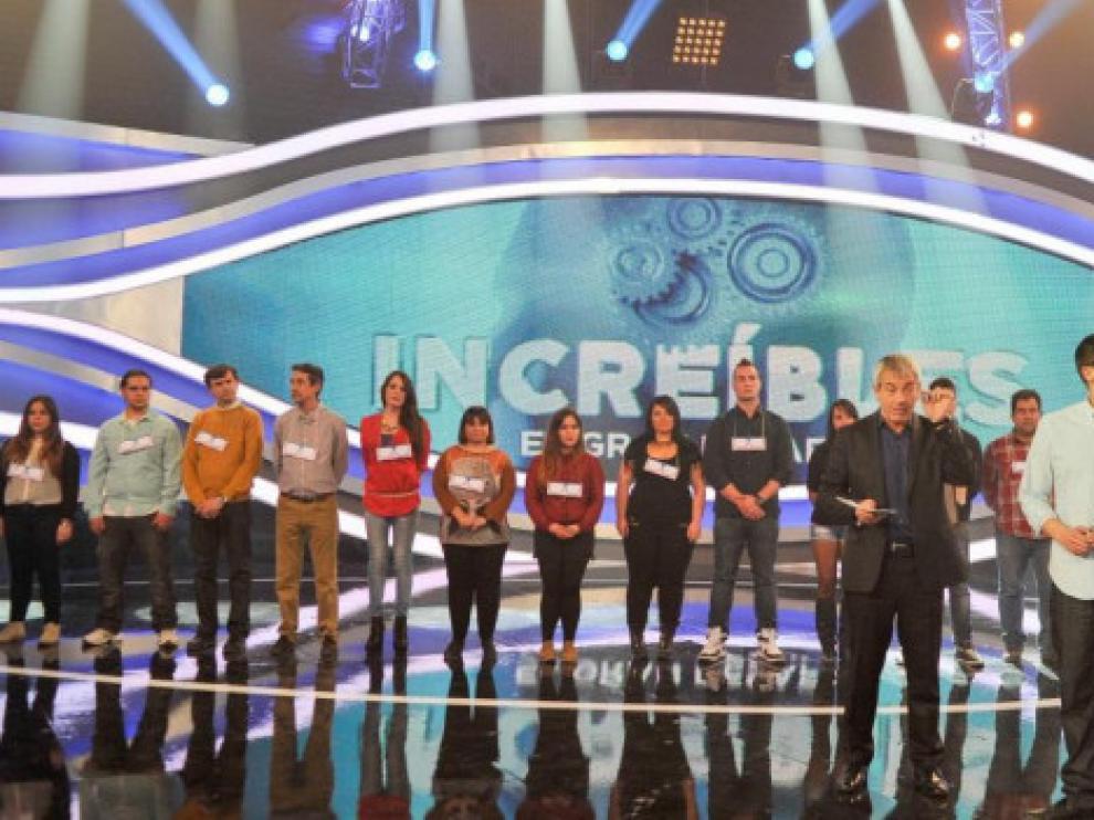 Una imagen del talent show de Antena3.