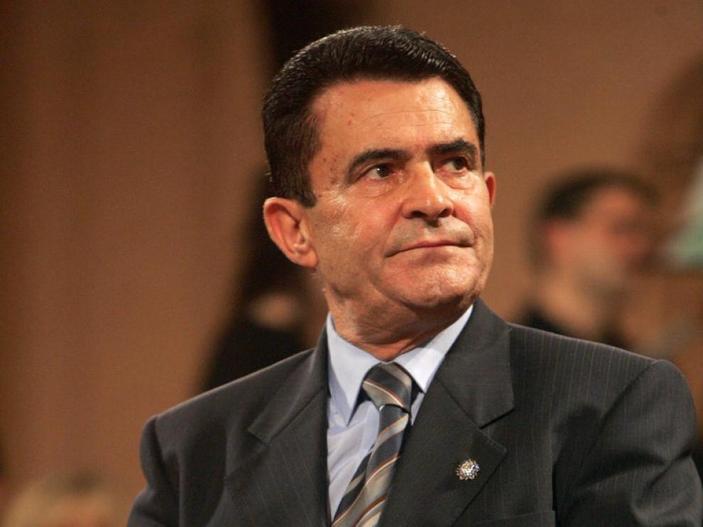 El que fuera presidente de Aragón ha fallecido esta madrugada en Zaragoza.